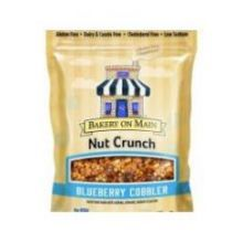 Blueberry Cobbler Nut Crunch Snacks