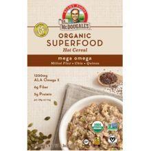 Superfood Organic Mega Omega Oatmeal