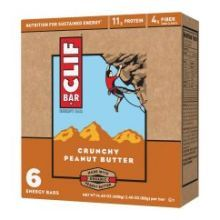 Organic Crunchy Peanut Butter Bar