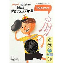 Organic Black Bean Mini Fettuccine Pasta