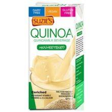 Unsweetened Quinoa Milk