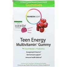Teen Energy Multivitamin Gummy