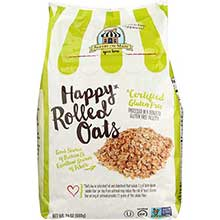 Happy Rolled Oats