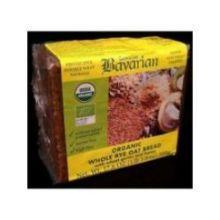 Organic Whole Rye Oat Bread 17.6 Ounce