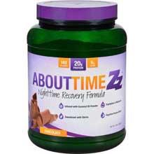 Chocolate Zz Nighttime Recovery Formula