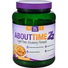 Peanut Butter Zz Nighttime Recovery Formula
