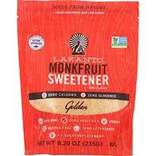 Sugar Free Golden Monkfruit Sweetener