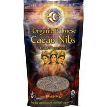 Balinese Raw Sweetened Cacao Nibs