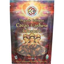 Balinese Cacao Cashew Clusters