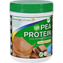 Chocolate Power Pea Protein Powder