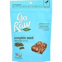 Organic Sprouted Pumpkin Bites