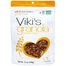 Vikis Granola Banana Walnut Granola