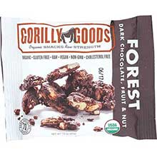Organic Forest Dark Chocolate Fruit and Nut Snack
