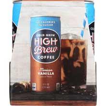 Mexican Vanilla Coffee