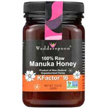 K Factor 16 100 Percent Raw Manuka Honey