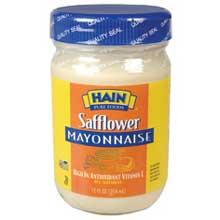 Hain Mayonnaise Safflower - 12 Oz Pack