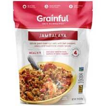 Jambalaya Steel Cut Oats Meal Kit
