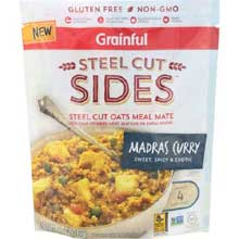 Madras Curry Steel Cut Side Meal Kit