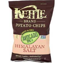 Himalayan Salt Avocado Oil Potato Chips