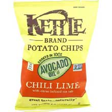 Chili Lime and Avocado Oil Potato Chips