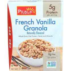 French Vanilla Granola Cereal
