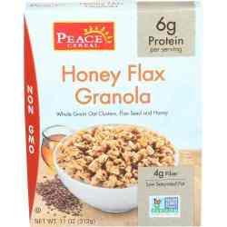 Honey Flax Granola