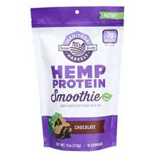 Chocolate Hemp Protein Smoothie