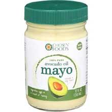 100 Percent Pure Avocado Oil Mayo