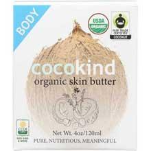 Organic Body Skin Butter