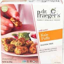 Kale Veggie Puffs