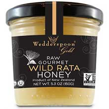 100 Percent Raw Rata Honey