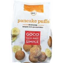 Banana Pancake Puffs