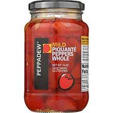 Mild Whole Sweet Pepper