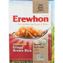 Organic Cinnamon Crispy Brown Rice Cereal