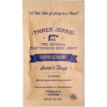 Chipotle Adobo Filet Mignon Beef Jerky