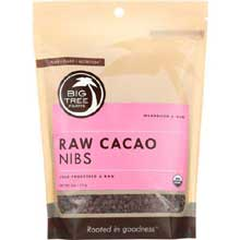 Organic Cold Processed Raw Cacao Nibs