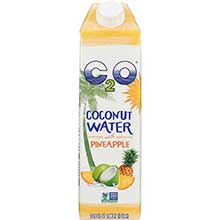Pineapple Pure Coconut Water