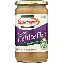 Manis Gef Fish Sweet Nmsg - 24 Oz Pack