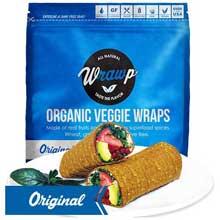 Organic Original Veggie Wrap