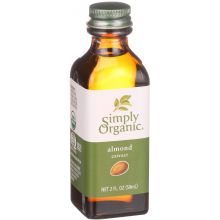 Simply Organic Almond Extract 2 Ounce