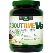 Ve Vanilla Vegan Protein Powder