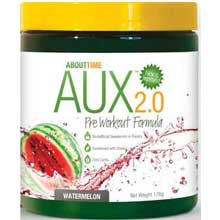 Auxiliary 2.0 Watermelon Pre Workout Formula Powder