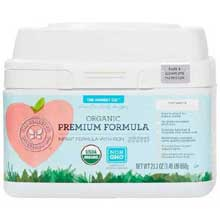 Organic Premium Infant Formula with Iron