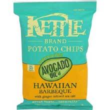 Hawaiian Barbeque Potato Chips