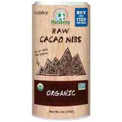 Organic Raw Cacao Nibs 5 Ounce
