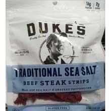 Traditional Seasalt Beef Steak Strips