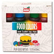 Badia Food Coloring