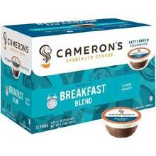 Breakfast Blend Single Serve Coffee