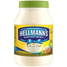 Extra Virgin Olive Oil Mayonnaise Dressing