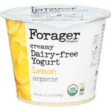 Organic Lemon Creamy Yogurt